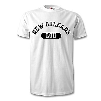 New Orleans City State Kids T-Shirt