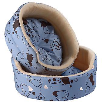 Bims kat Superbed blå 41cm (16