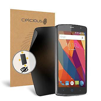 Celicious Privacy Plus ZTE Blade L5 Plus 4-Way Visual Black Out Screen Protector