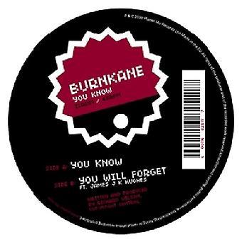 Burnkane - Kalundborg [Vinyl] USA importerer
