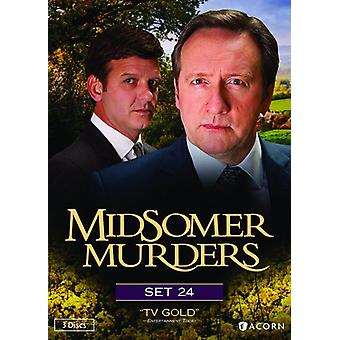 Midsomer Murders Set 24 [DVD] USA import