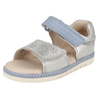 Infant Girls Clarks Summer Sandals Tika Ice