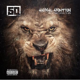 Animal Ambition: An Untamed Desire To Win by 50 Cent