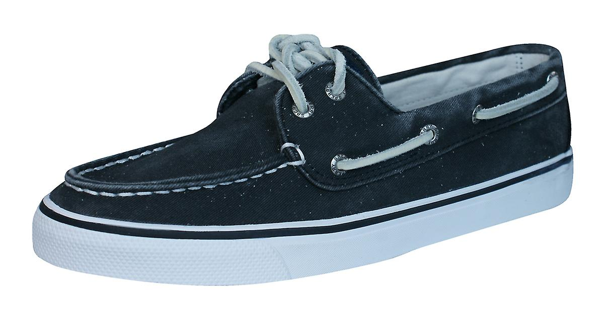 Sperry Shoes Deck Boat Womens Black Bahama SBwqrCS