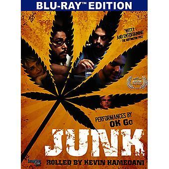 Junk [Blu-ray] USA import