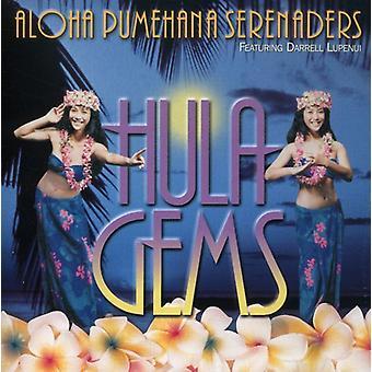 Aloha Pumehana Serenaders - Hula perler [CD] USA importerer