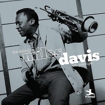 Miles Davis - importazione definitiva Miles Davis [CD] Stati Uniti d'America