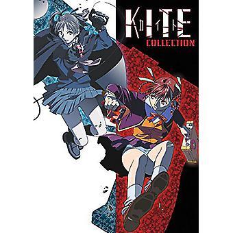 Kite samling [DVD] USA importerer
