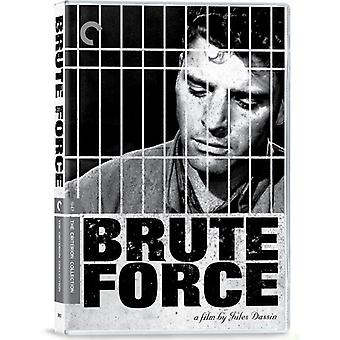 Brute Force (1947) [DVD] USA import
