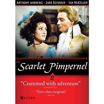 Scarlet Pimpernel [DVD] USA import
