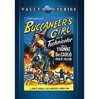 Buccaneer's Girl [DVD] USA import