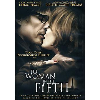 Woman in the Fifth [DVD] USA import