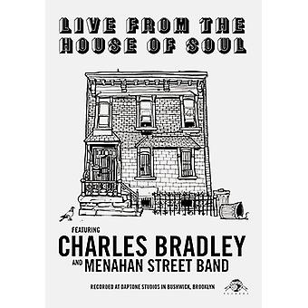 Bradley, Charles & Menahan Street Band - Live från the House of Soul [DVD] USA import