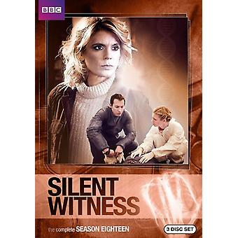 Silent Witness: Season 18 [DVD] USA import