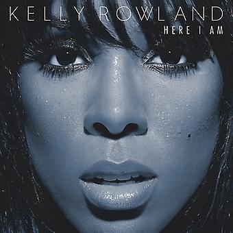 Kelly Rowland - her jeg er [CD] USA importerer