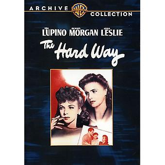 Hard Way [DVD] USA import