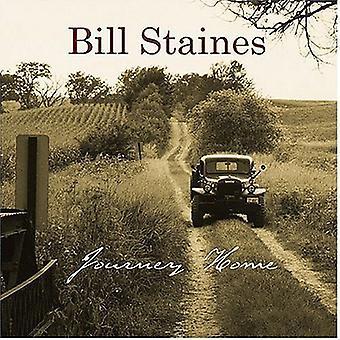 Bill Staines - rejsen hjem [CD] USA import