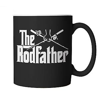 Vectorbomb, le Rodfather, pêche Funny Mug