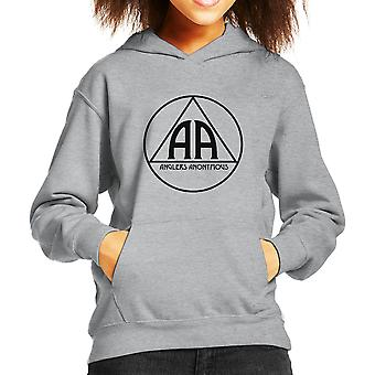 Anglers Anonymous AA Logo Kid's Hooded Sweatshirt