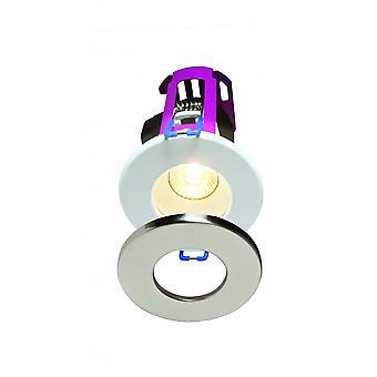 LED Robus brandklassade Ramada 8.5W dimbara LED Downlight