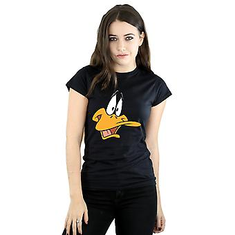 Looney Tunes kvinnors Daffy Duck möta T-Shirt