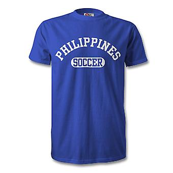 Philippines Soccer Kids T-Shirt