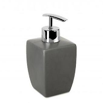 Tatay Doser Thai Anthracite (Bathroom accessories , Soap dish and dispensers)