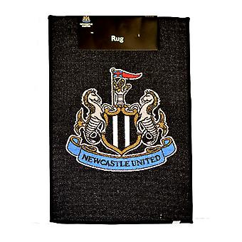 Newcastle United FC Official Printed Crest Design Rug