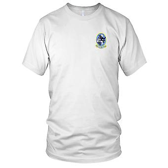 US Navy VP-4 Embroidered Patch - Skinny Dragons Ladies T Shirt