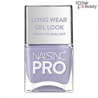 Nails Inc Pro Gel Effect Polish - Spring Collection - Earls Court Mews