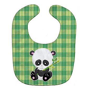 Carolines schatten BB6801BIB Panda Lucky Bamboo Baby slabbetje