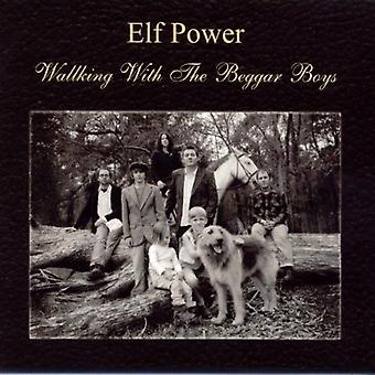 Elf Power - Walking med tigger drenge [CD] USA importen