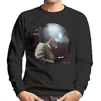 Thelonious Monk Performing At Ronnie Scotts London 1969 Men's Sweatshirt