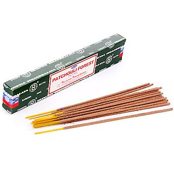 Satya Nag Champa Incense Sticks - Patchouli