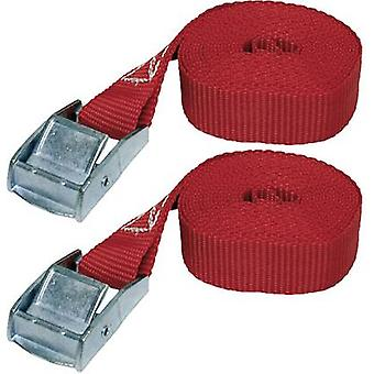 Buckle strap Low lashing capacity (single/direct)=62 null (L x W) 2.5 m x 25 mm