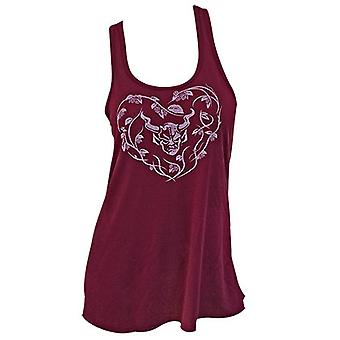 Stone Brewing Co. Girly Forevermore Bourgogne tanktop