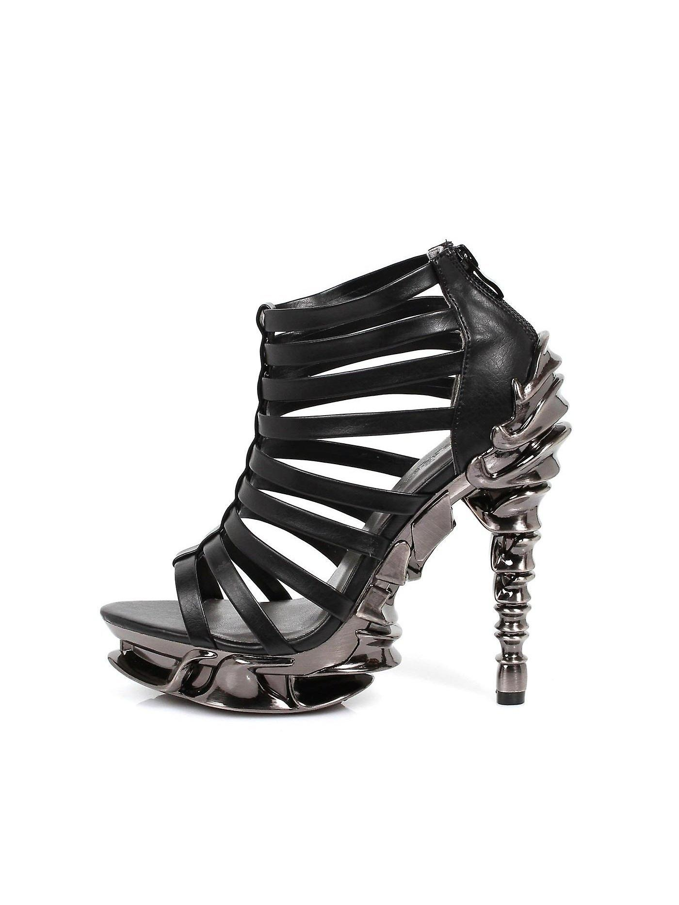Hades Shoes H-Nix strappy high-heeled 5 inch sandal