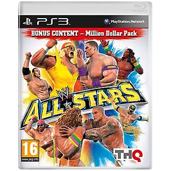 WWE All Stars - Million Dollar Pack (PS3)