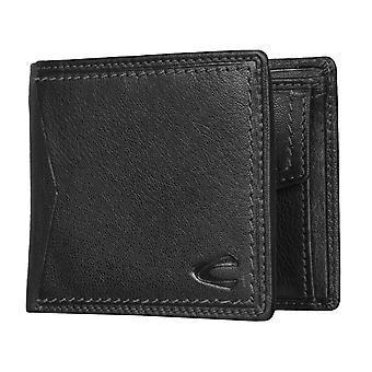 Camel active Cuba men's purse wallet purse black 4209