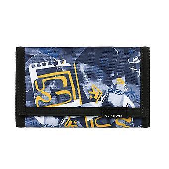 Quiksilver Everydaily Wallet - Navy Blazer