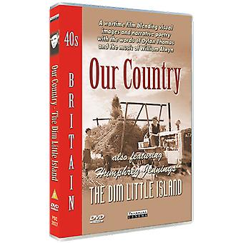 Our Country DVD
