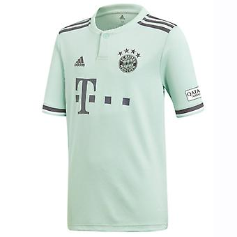 2018-2019 Bayern Munich Adidas Away Shirt (Kids)