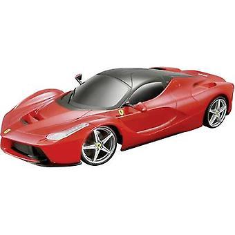 MaistoTech 581086 Ferrari LaFerrari 01:24 carro modelo RC para a versão de estrada elétrica iniciantes