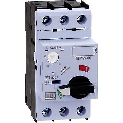WEG MPW40-3-D004 Overload relay adjustable 0.4 A 1 pc(s)