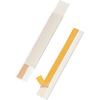 Durable Scanfix (W x H) 200 mm x 40 mm Colourles