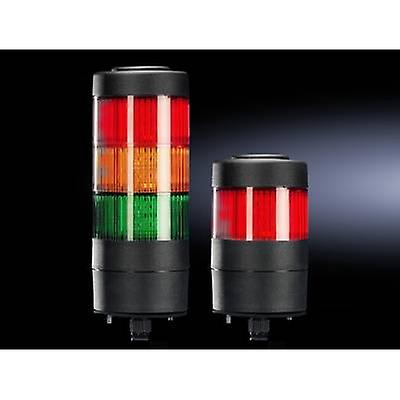 LED signal tower 3-stage rouge, jaune, vert 24 V DC AC Rittal SG 2372.100 1 pc(s)