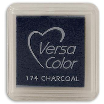 VersaColor Pigment Mini Ink Pad-Charcoal