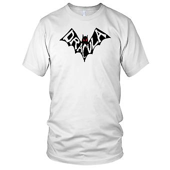 Dracula Bat Vampire Kids T Shirt