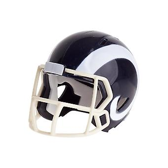 Riddell Speed Pocket Football Helm - NFL Los Angeles Rams