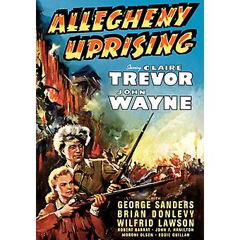 Allegheny Uprising Movie Poster (11 x 17)